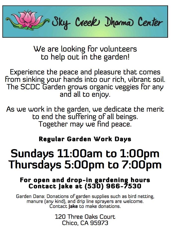 Garden Flyer May2015